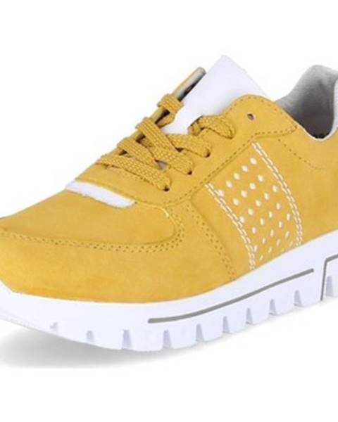 Žlté tenisky Rieker