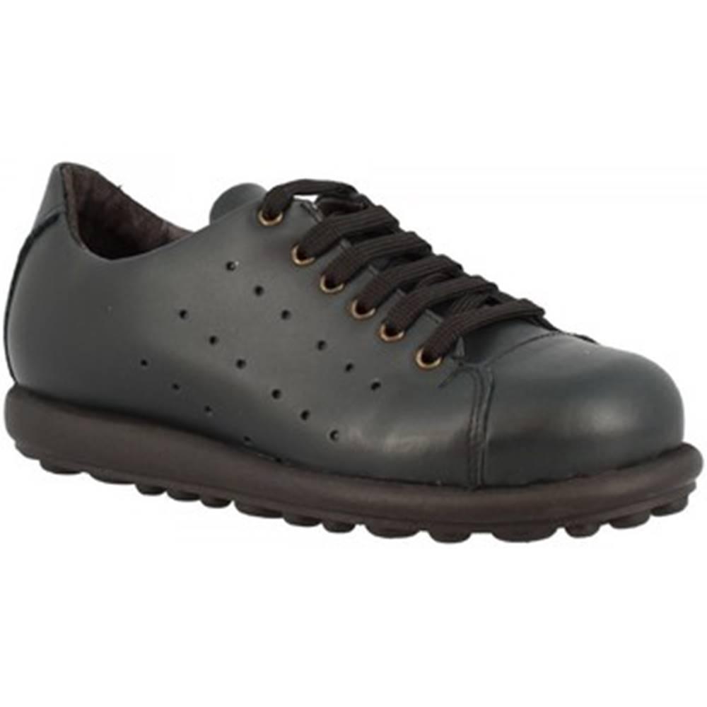 Leonardo Shoes Derbie Leonardo Shoes  119 BLEU