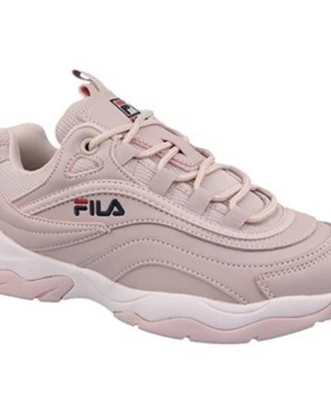 Ružové tenisky Fila