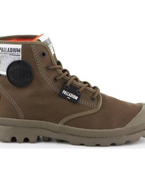 Viacfarebné topánky Palladium