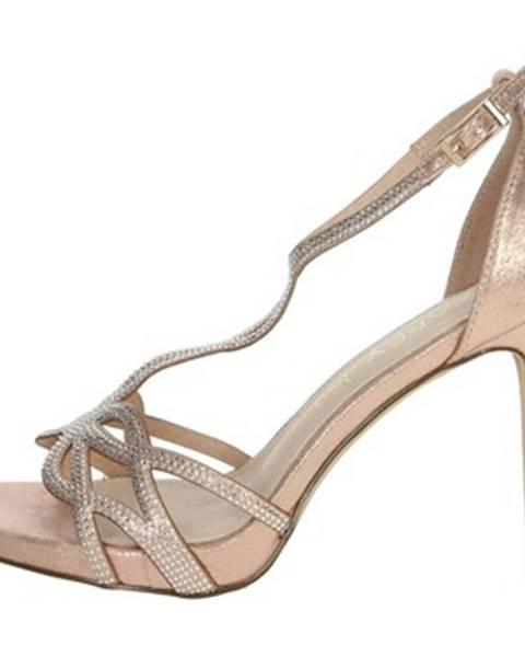 Ružové topánky Azarey
