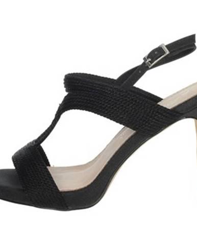 Čierne topánky Azarey