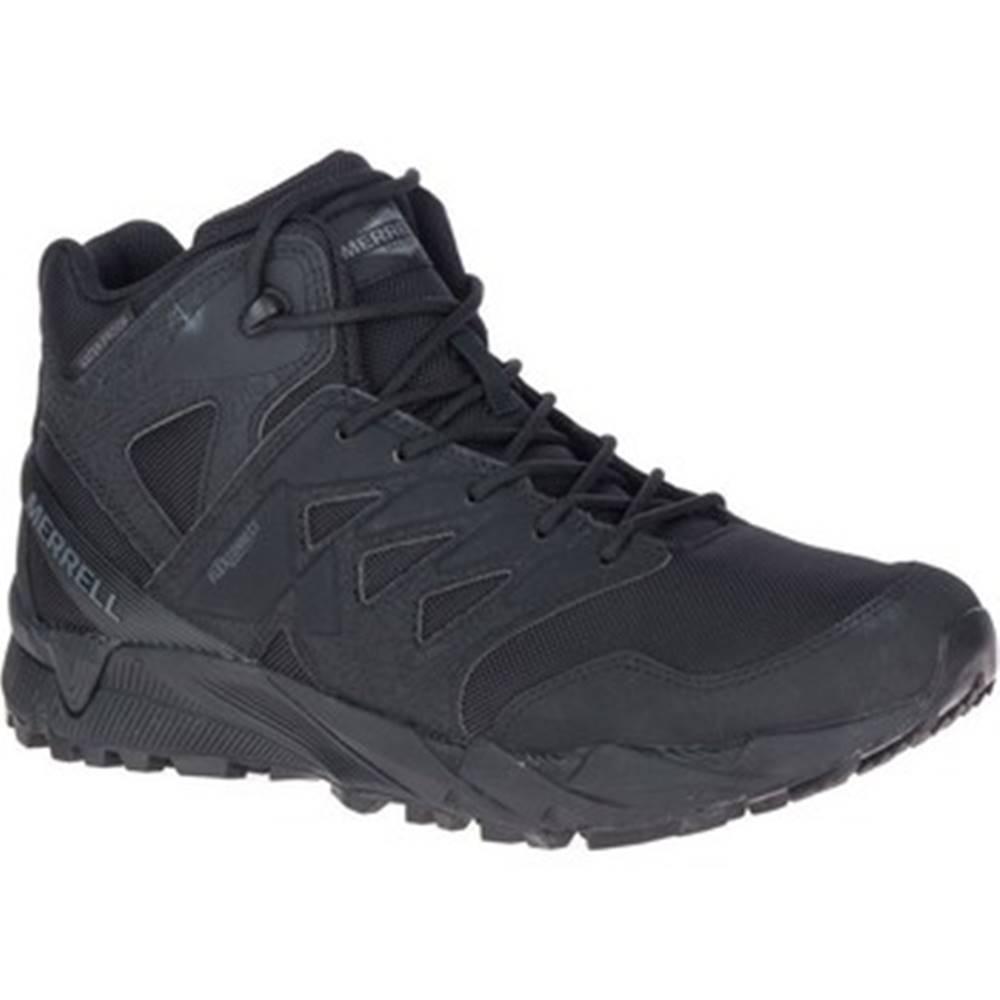 Merrell Turistická obuv Merrell  Agility Peak Mid Tactical Waterproof