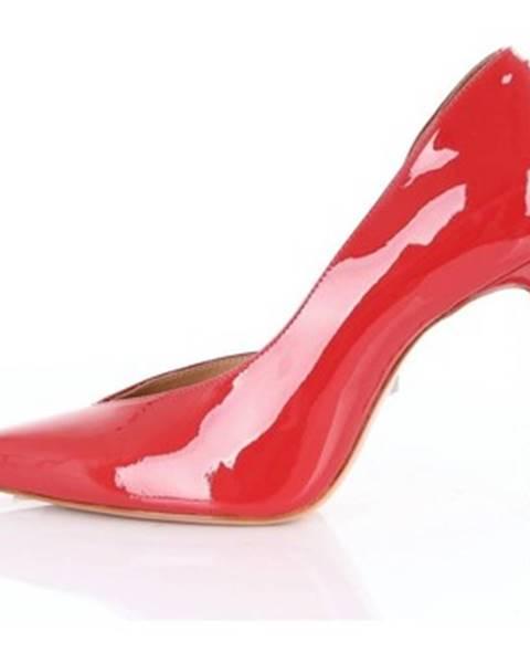 Červené topánky Schutz