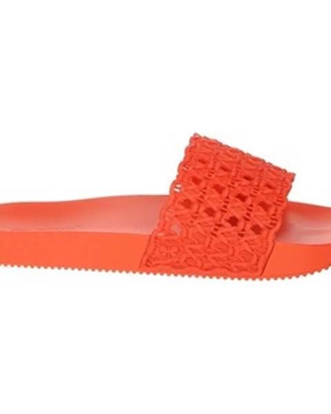 Červené topánky Zaxy