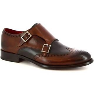 Derbie Leonardo Shoes  7631E20 TOM MONTECARLO DELAVE BRANDI