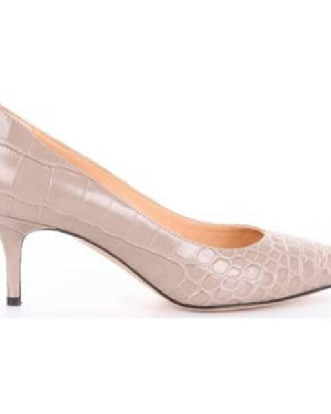 Hnedé topánky Chiarini Bologna