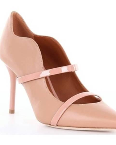 Béžové topánky Malone Souliers