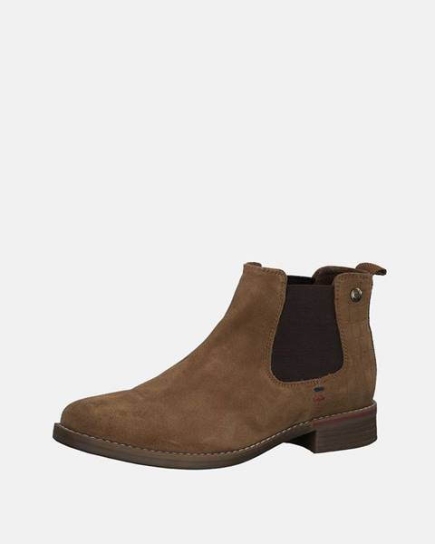 Hnedé topánky S.Oliver
