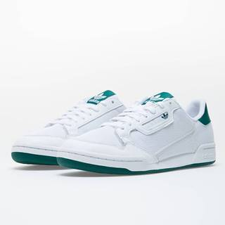 adidas Continental 80 Ftw White/ Grey One/ Core Green