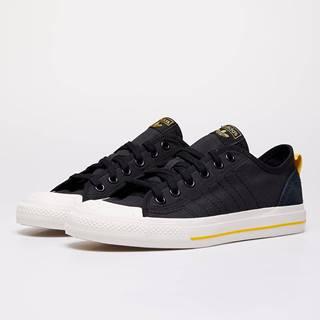 adidas Nizza RF Core Black/ Off White/ Core Brown