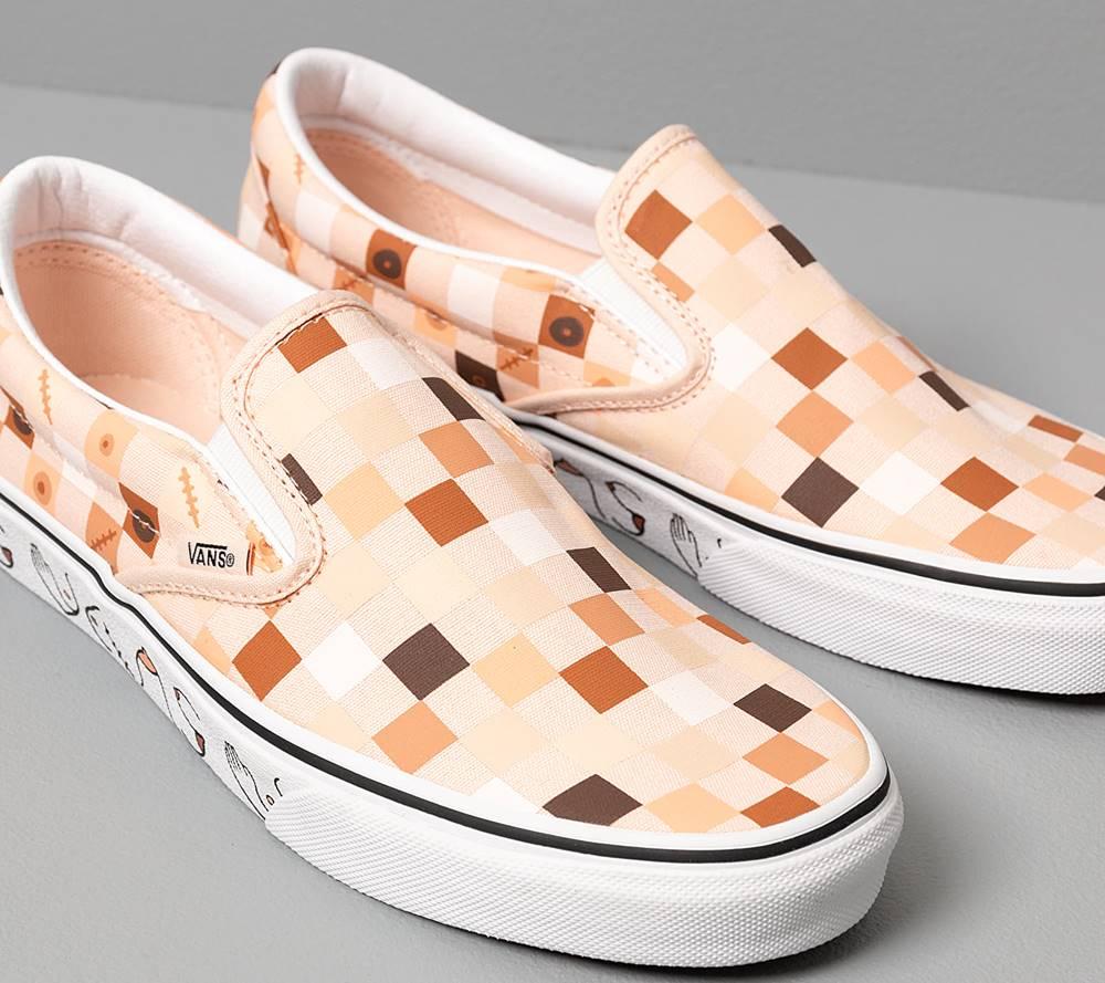 Vans Vans Breast Cancer Awareness Classic Slip