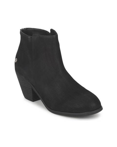 Čierne topánky Blink