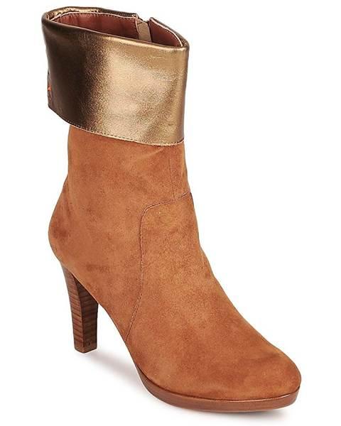 Hnedé topánky C.Petula