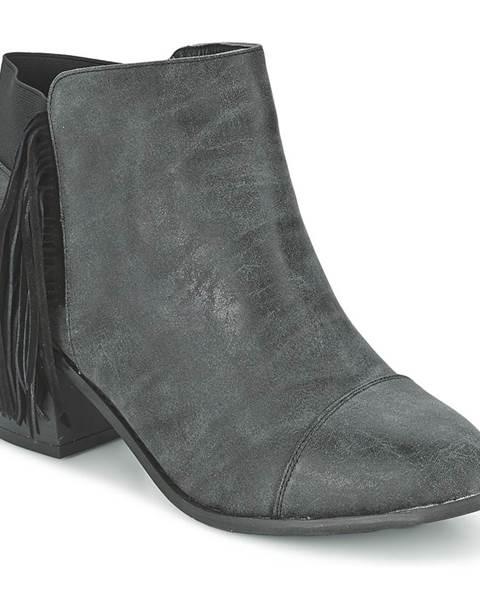 Čierne topánky Eclipse