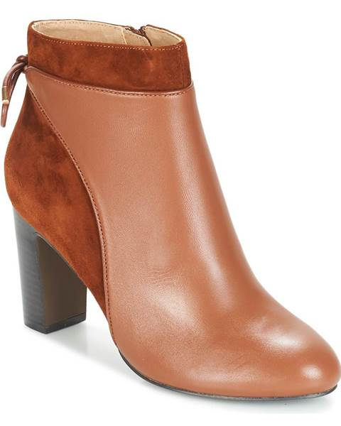Hnedé topánky Jonak