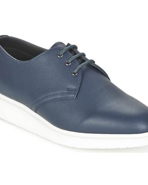 Modré topánky Dr Martens