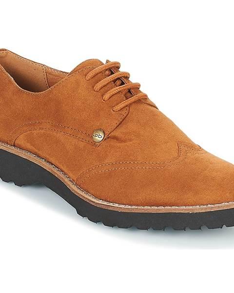 Hnedé topánky LPB Shoes