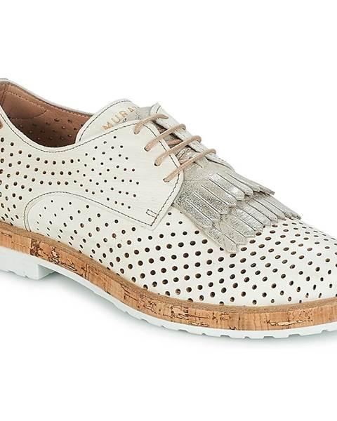 Béžové topánky Muratti