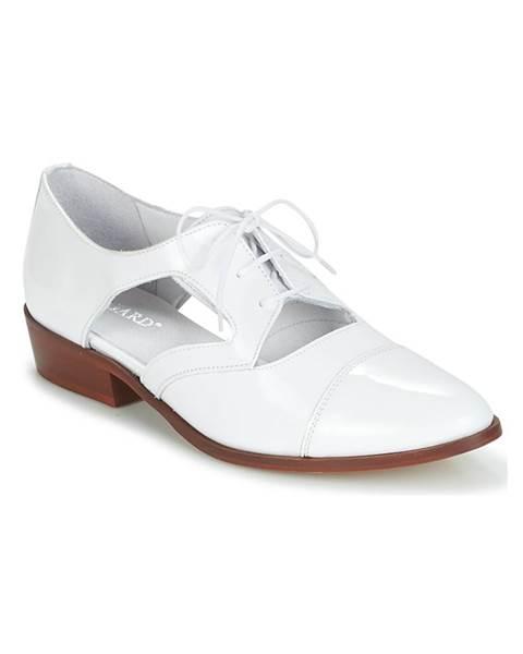 Biele topánky Regard