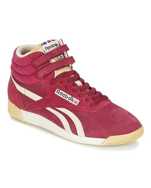 Červené topánky Reebok Sport