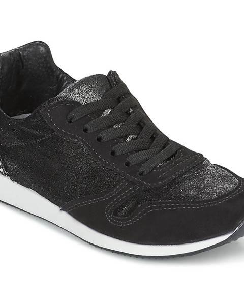 Čierne tenisky Ippon Vintage