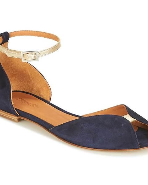 Modré sandále Emma Go