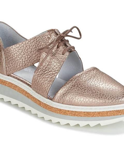 Ružové sandále Philippe Morvan