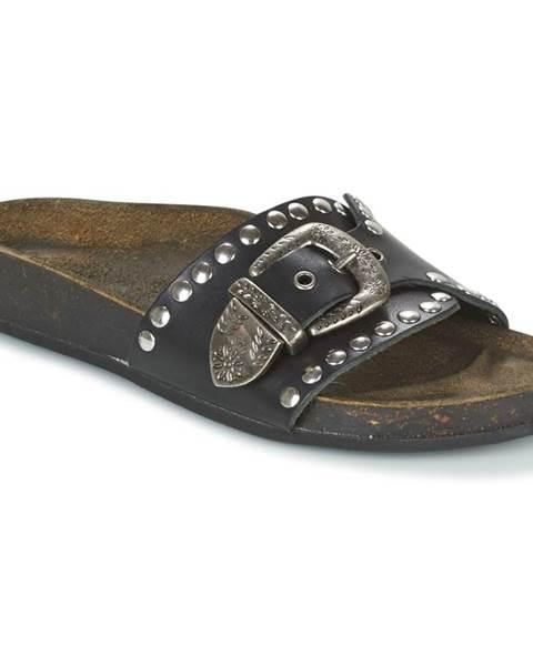 Čierne topánky Replay