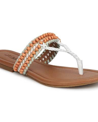Viacfarebné sandále Lucky Brand