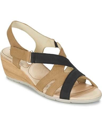 Béžové sandále Rondinaud