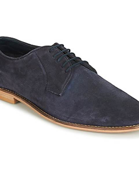 Modré topánky Frank Wright