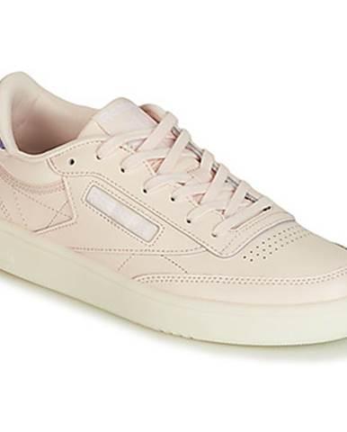 Ružové tenisky Reebok Classic