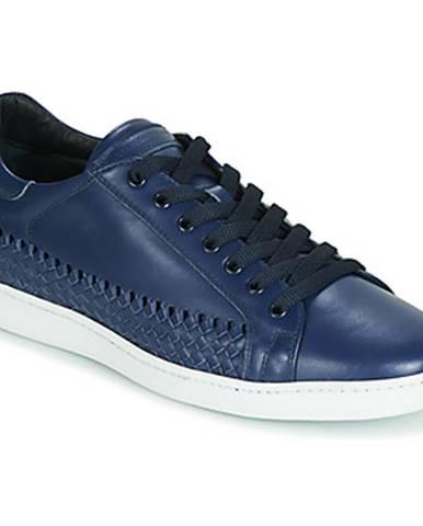Modré tenisky John Galliano