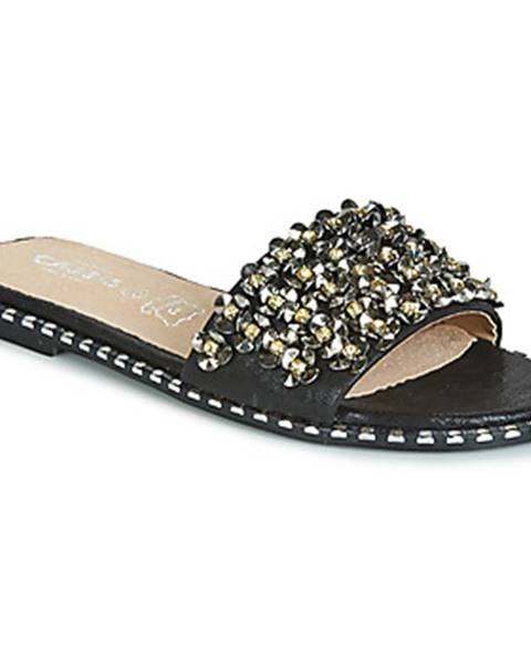 Čierne topánky Cassis Côte d'Azur