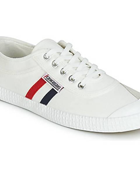 Biele tenisky Kawasaki