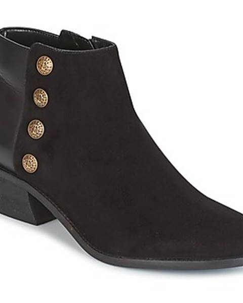 Čierne topánky Dune London
