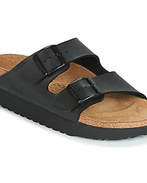 Čierne topánky Papillio