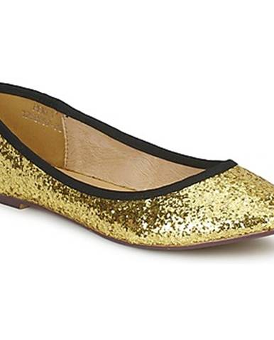 Zlaté balerínky Friis   Company