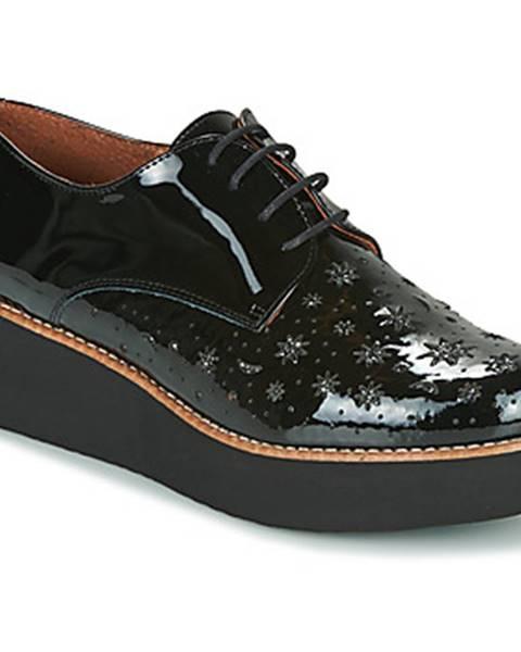 Čierne topánky Fericelli