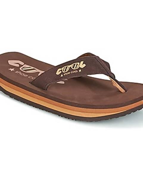 Hnedé topánky Cool shoe