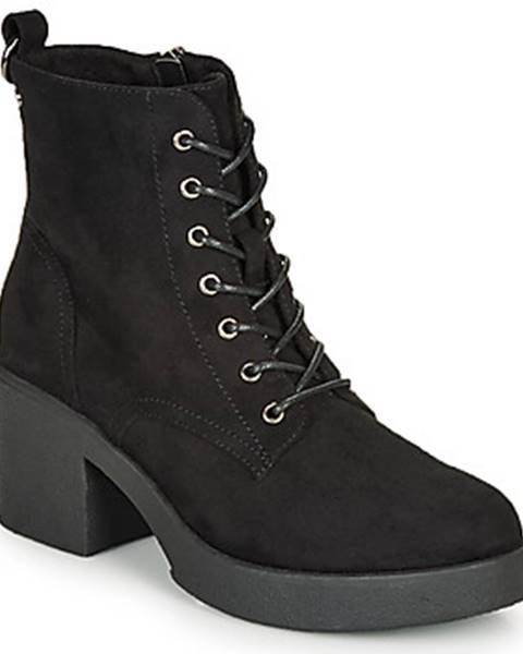 Čierne topánky MTNG