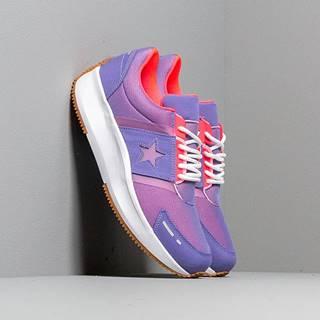 Converse Run Star Wild Lilac/ Racer Pink/ White