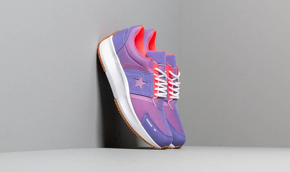 Converse Converse Run Star Wild Lilac/ Racer Pink/ White