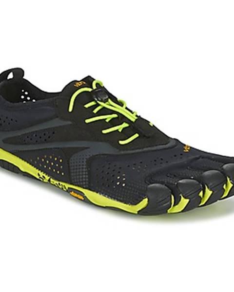 Čierne topánky Vibram Fivefingers