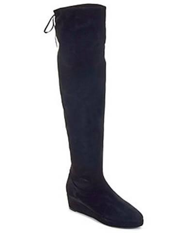 Čierne čižmy Etro