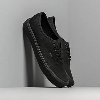 Vans Authentic Lite (Canvas) Black/ Black