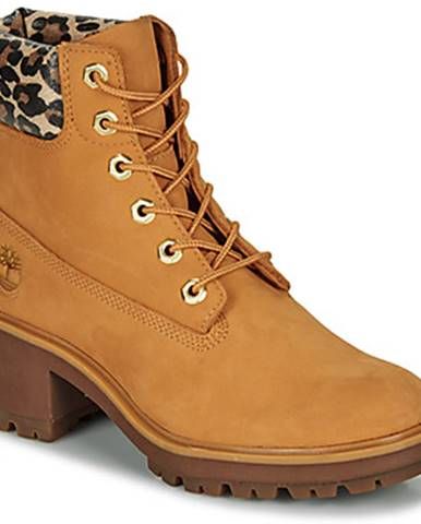 Žlté topánky Timberland