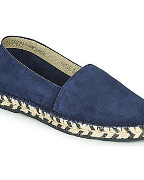 Modré espadrilky Betty London