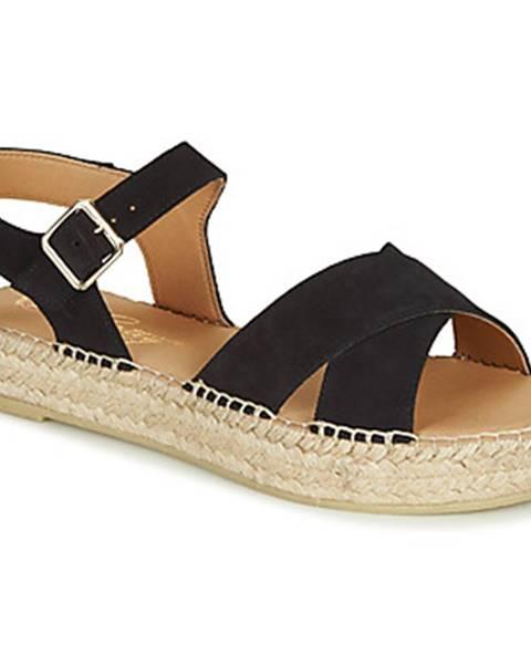 Modré sandále Betty London